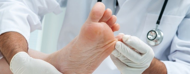 Foot surgeon in Portage Indiana