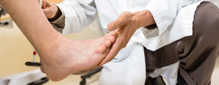 Non surgical foot and ankle procedures